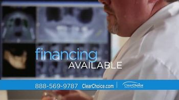 ClearChoice TV Spot, 'Larry's Story' - Thumbnail 8