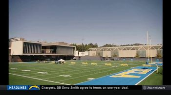 NFL Network TV Spot, 'Destination Dallas: Road to the NFL: Josh Rosen' - 85 commercial airings