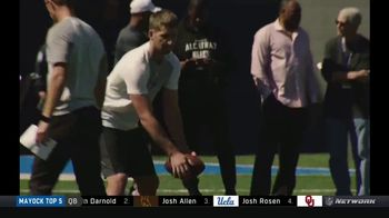 NFL Network TV Spot, 'Destination Dallas: Road to the NFL: Josh Rosen' - Thumbnail 8
