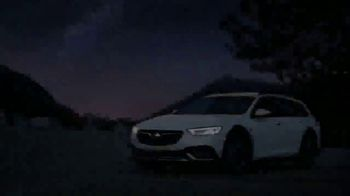 2018 Buick Regal TourX TV Spot, 'March Madness: Starry Night' Song by Matt and Kim [T1] - Thumbnail 1