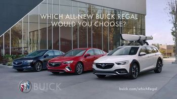 2018 Buick Regal TourX TV Spot, 'March Madness: Starry Night' Song by Matt and Kim [T1] - Thumbnail 7