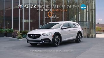 2018 Buick Regal TourX TV Spot, 'March Madness: Starry Night' Song by Matt and Kim [T1] - Thumbnail 8