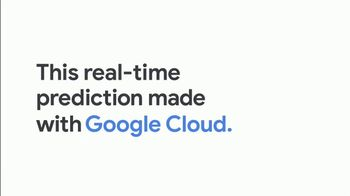 Google Cloud TV Spot, 'Know What Your Data Knows: Let It Fly' - Thumbnail 6