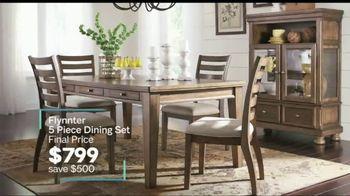 Ashley HomeStore Anniversary Sale TV Spot, 'Join the Celebration' - Thumbnail 7
