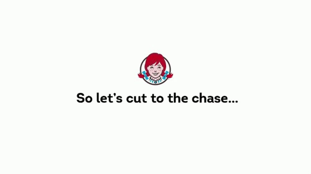 Wendy's Dave's Single TV Commercial, 'Cut to the Chase'