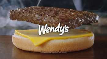 Wendy's Dave's Single TV Spot, 'Cut to the Chase' - Thumbnail 4