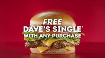 Wendy's Dave's Single TV Spot, 'Cut to the Chase' - Thumbnail 8