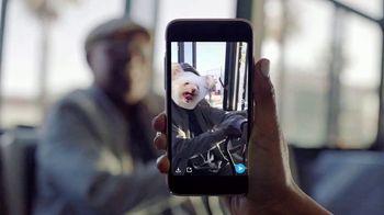 Snapchat TV Spot, 'A New Kind of Camera' - Thumbnail 4