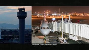 Oakland International Airport TV Spot, 'Fly Nonstop OAK to Rome' - Thumbnail 2