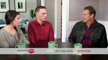 Guaranteed Rate TV Spot, 'Customer Testimonials: Digital Mortgage'