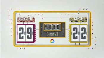 Google Cloud TV Spot, 'Know What Your Data Knows: Battle of the Boards' - Thumbnail 1