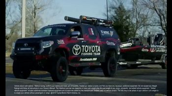 Toyota TV Spot, 'Fishing Story' [T1] - Thumbnail 5