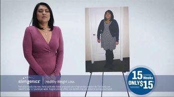 SlimGenics 15 Weeks for $15 TV Spot, 'Iliana & Darcy' - Thumbnail 1