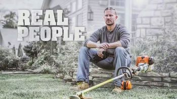STIHL TV Spot, 'Yard Boss and Hedge Trimmers' - Thumbnail 1