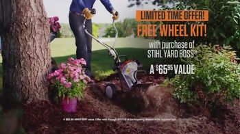STIHL TV Spot, 'Yard Boss and Hedge Trimmers' - Thumbnail 6