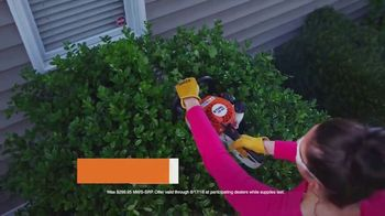STIHL TV Spot, 'Yard Boss and Hedge Trimmers' - Thumbnail 7