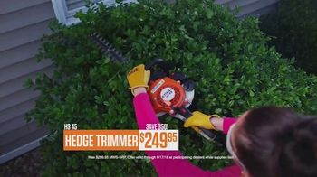 STIHL TV Spot, 'Yard Boss and Hedge Trimmers' - Thumbnail 8