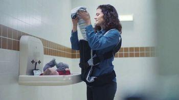 Lysol Laundry Sanitizer TV Spot, 'Irreplaceable Monkey Protection' - Thumbnail 3