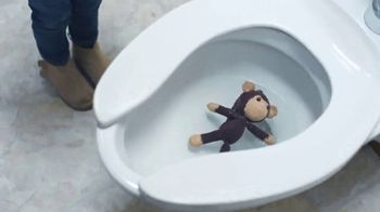 Lysol Laundry Sanitizer TV Spot, 'Irreplaceable Monkey Protection'
