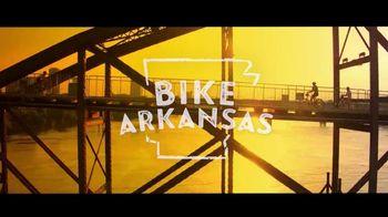 Arkansas Tourism TV Spot, 'Bike Arkansas' Song by John McAteer - Thumbnail 9
