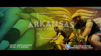 Arkansas Tourism TV Spot, 'Bike Arkansas' Song by John McAteer - Thumbnail 1