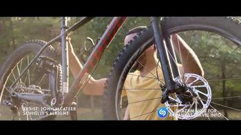 Arkansas Tourism TV Spot, 'Bike Arkansas' Song by John McAteer - Thumbnail 2