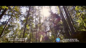 Arkansas Tourism TV Spot, 'Bike Arkansas' Song by John McAteer - Thumbnail 3