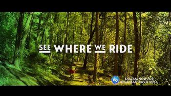Arkansas Tourism TV Spot, 'Bike Arkansas' Song by John McAteer - Thumbnail 4