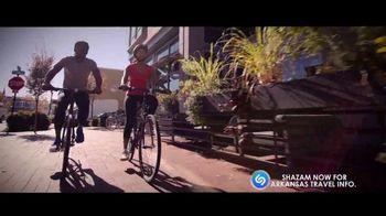 Arkansas Tourism TV Spot, 'Bike Arkansas' Song by John McAteer - Thumbnail 5