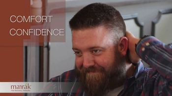 Marrák All Natural Hair Recovery Cream TV Spot, 'Comfort and Confidence' - Thumbnail 2