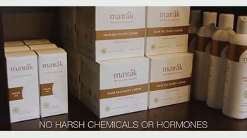 Marrák All Natural Hair Recovery Cream TV Spot, 'Comfort and Confidence' - Thumbnail 4