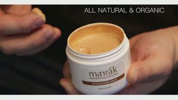 Marrák All Natural Hair Recovery Cream TV Spot, 'Comfort and Confidence' - Thumbnail 5