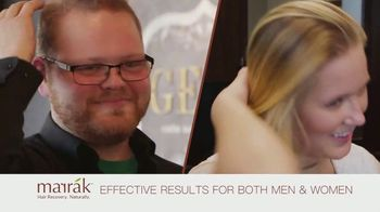 Marrák All Natural Hair Recovery Cream TV Spot, 'Comfort and Confidence' - Thumbnail 7