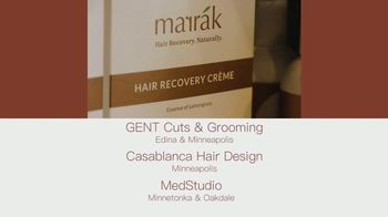 Marrák All Natural Hair Recovery Cream TV Spot, 'Comfort and Confidence' - Thumbnail 9