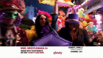 WWE: Wrestlemania 34 TV Spot, 'New Orleans' Song by Kid Rock - Thumbnail 3