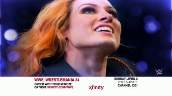 WWE: Wrestlemania 34 TV Spot, 'New Orleans' Song by Kid Rock - Thumbnail 4
