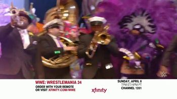 WWE: Wrestlemania 34 TV Spot, 'New Orleans' Song by Kid Rock - Thumbnail 5