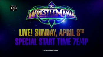 WWE: Wrestlemania 34 TV Spot, 'New Orleans' Song by Kid Rock - Thumbnail 8