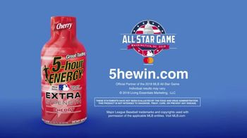 5 Hour Energy Extra Strength Cherry TV Spot, 'Win a Trip to All-Star Week' - Thumbnail 8