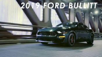 2019 Ford Mustang Bullitt TV Spot, 'Experience the Revival' [T2] - Thumbnail 6