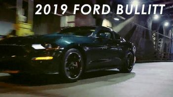 2019 Ford Mustang Bullitt TV Spot, 'Experience the Revival' [T2] - Thumbnail 7