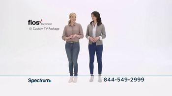 Spectrum TV Spot, 'Spectrum vs Fios' - Thumbnail 2