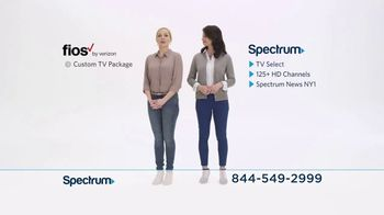 Spectrum TV Spot, 'Spectrum vs Fios' - Thumbnail 3