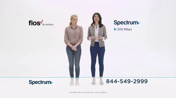 Spectrum TV Spot, 'Spectrum vs Fios' - Thumbnail 6