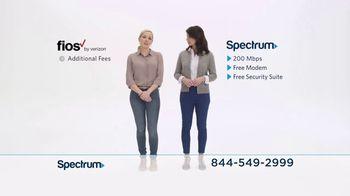 Spectrum TV Spot, 'Spectrum vs Fios' - Thumbnail 7