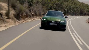 2019 Audi RS5 TV Spot, 'Power and Precision' [T2] - Thumbnail 2