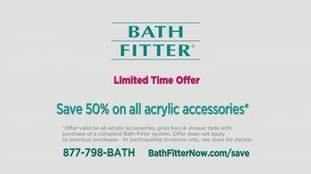 Bath Fitter TV Spot, 'Unique Process: Save 50 Percent on Accessories' - Thumbnail 9