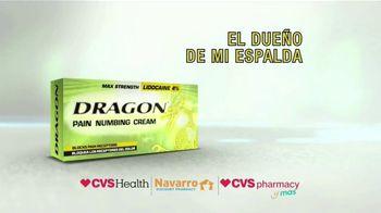 Dragon Pain Numbing Cream TV Spot, 'Dolores y torceduras' [Spanish] - Thumbnail 6