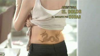 Dragon Pain Numbing Cream TV Spot, 'Dolores y torceduras' [Spanish] - Thumbnail 4