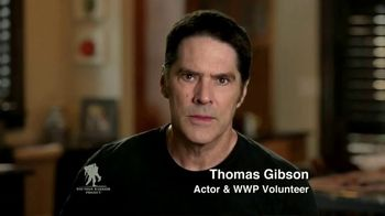 Wounded Warrior Project TV Spot, \'PTSD\' Featuring Thomas Gibson